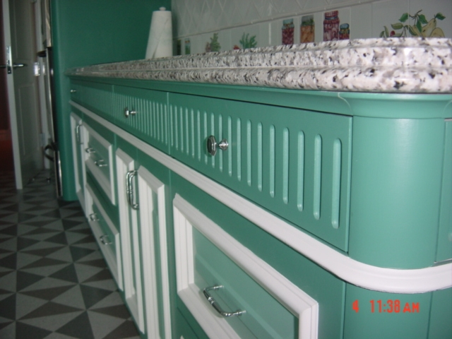 Kitchen Cabinet And Counter Glendale